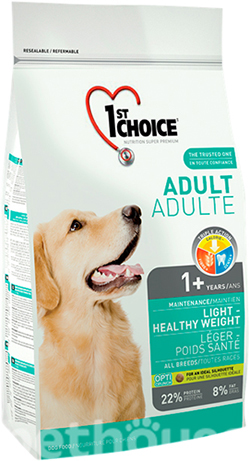 1st Choice Light Healthy Weight, фото