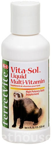 8in1 Vita-Sol for Ferrets, фото 2