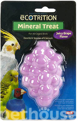 8in1 Parakeet Mineral Treat, фото