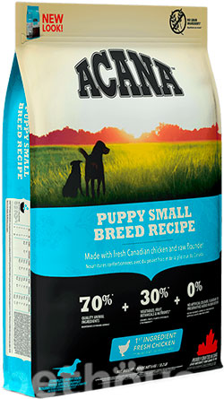 Acana Puppy Small Breed 33/20, фото