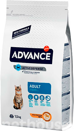 Advance Cat Adult Chicken & Rice, фото