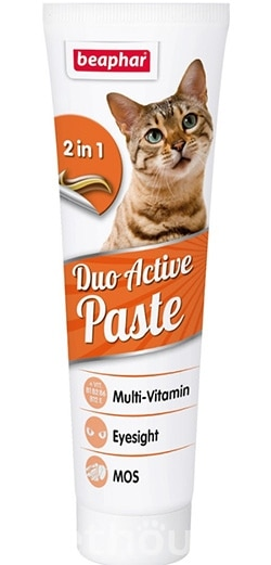 Beaphar Duo-Active Paste For Cats, фото
