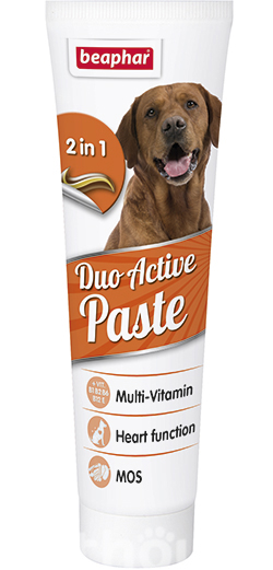 Beaphar Duo Active Paste For Dog, фото