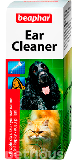 Beaphar Ear Cleaner , фото