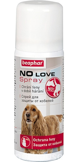 Beaphar No Love Spray, фото