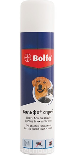Bayer Bolfo Spray 250 мл, фото