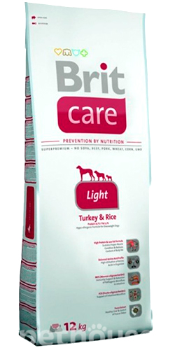 Brit Care Light All Breed, фото