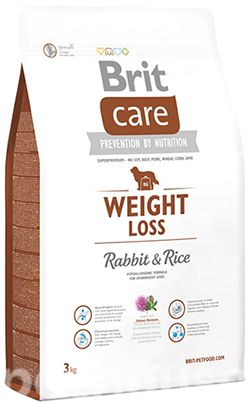 Brit Care Weight Loss Rabbit and Rice, фото