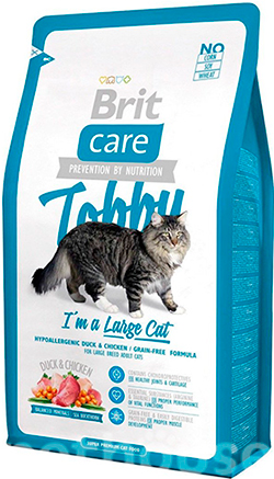 Brit Care Cat Tobby I'm a Large Cat, фото