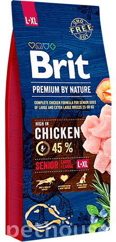Brit Premium Senior L+XL