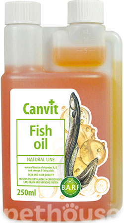 Canvit Fish Oil, фото