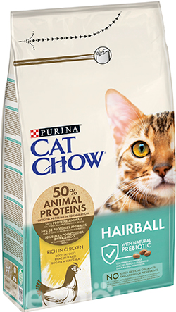 Cat Chow Special Care Hairball Control, фото