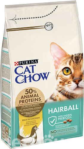 Cat Chow Special Care Hairball Control, фото 2