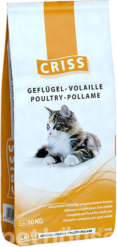 Criss Cat Adult Poultry