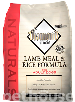 Diamond Adult Lamb & Rice, фото