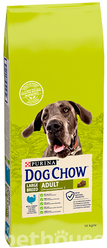 Dog Chow Adult Large Breed Turkey, фото 2