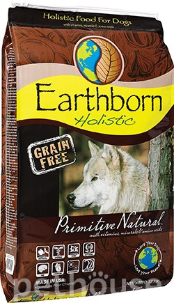 Earthborn Holistic Dog Primitive Natural, фото