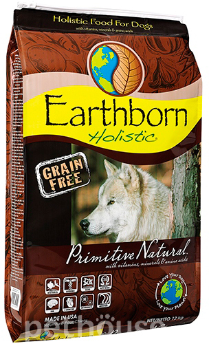 Earthborn Holistic Dog Primitive Natural, фото 2