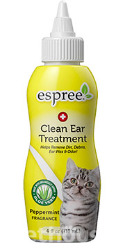 Espree Clean Ear Treatment Cat, фото