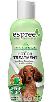 Espree Hot Oil Treatment - теплая маска для собак и кошек, фото