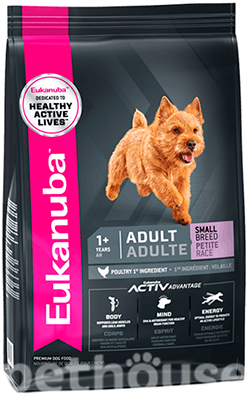 Eukanuba Adult Small Breed Chicken, фото