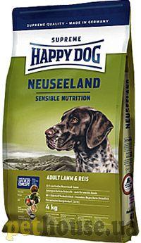 Happy dog Supreme Neuseeland Sensitive, фото