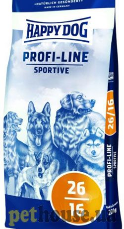 Happy dog Profi-Line Sportive 26/16, фото