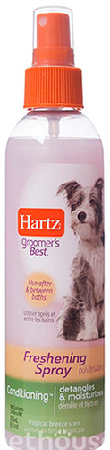Hartz Groomer's Best Conditioning Freshening Spray - кондиционирующий спрей для собак, фото 2