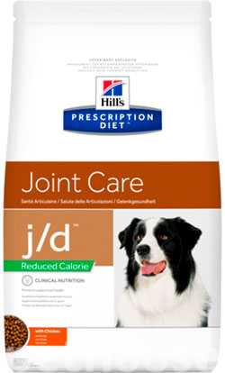 Hill's PD Canine J/D Reduced Calorie