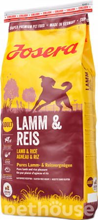 Josera Dog Lamb & Rice 21/11, фото