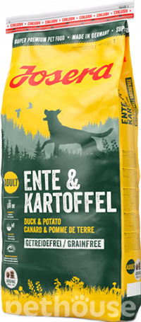Josera Dog Ente&Kartoffel 24/14, фото