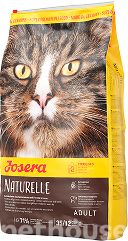 Josera Cat Naturelle, фото