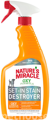 Nature's Miracle Stain & Odor Orange Oxy Trigger, Spray, фото
