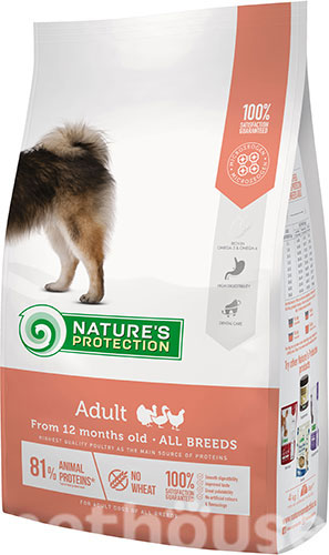 Nature's Protection Dog Adult All Breeds (Medium)
