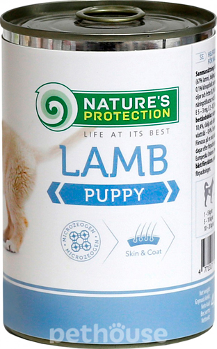 Nature's Protection Puppy Lamb