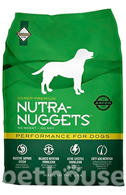 Nutra Nuggets Dog Performance , фото