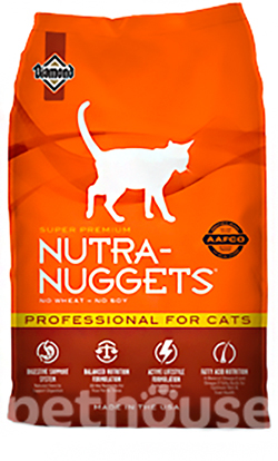 Nutra Nuggets Cat Professional, фото