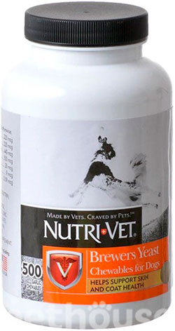 Nutri-Vet Brewers Yeast with Garlic, фото