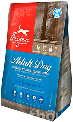 Orijen Adult Dog Freeze-Dry 36/35, фото