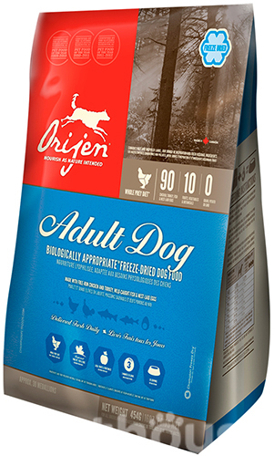 Orijen Adult Dog Freeze-Dry 36/35, фото 2