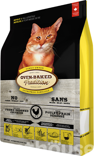 Oven-Baked Tradition Cat Adult Chicken