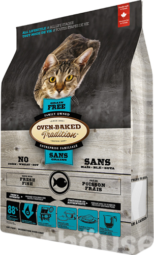 Oven-Baked Tradition Cat Fish Grain Free