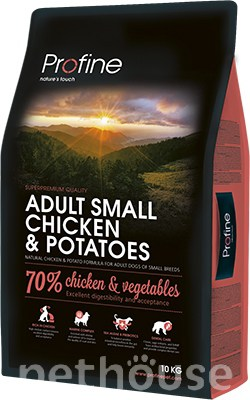 Profine Dog Adult Small Breed Chicken & Potatoes, фото