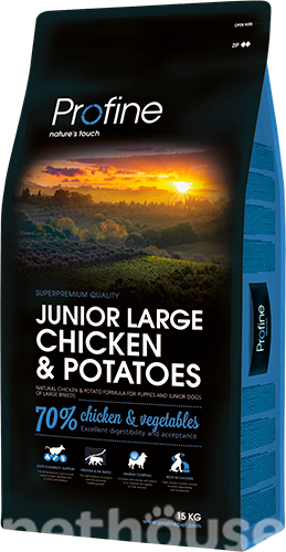 Profine Junior Large Breed Chicken & Potatoes