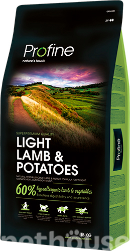 Profine Dog Light Lamb & Potatoes