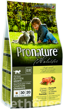 Pronature Holistic Kitten Chicken & Sweet Potato
