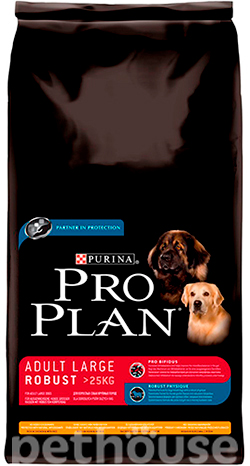 Purina Pro Plan Dog Adult Large Robust Chicken, фото