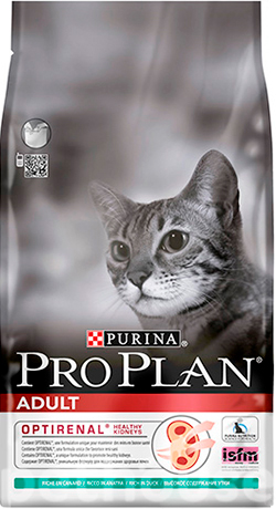 Purina Pro Plan Cat Adult Duck , фото