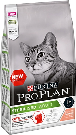 Purina Pro Plan Cat Adult After Care (Sterilized) Salmon , фото