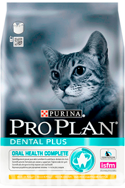 Purina Pro Plan Cat Dental Plus, фото